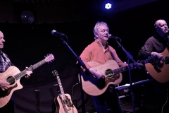 Duncan McCrone band live at Buchanan Memorial Hall – pic © Loch Lomond Studios