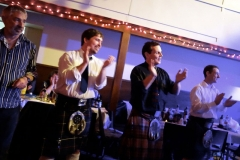 Ceilidh at Buchanan Memorial Hall – pic © Loch Lomond Studios / Dave Arcari